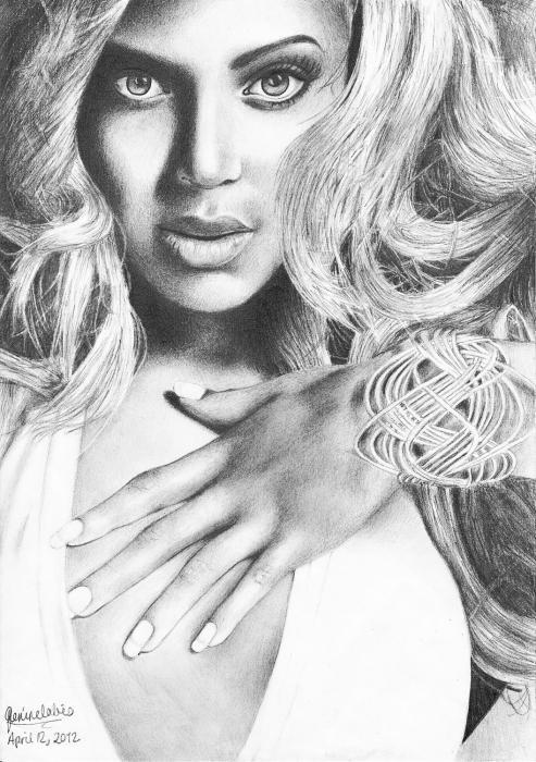 Beyonce by genierocksuk